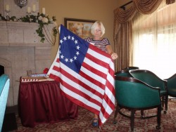 Marilyn Sirotzki, Flag Day Luncheon, 2015